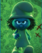 Evil Smurfette 2017 Movie