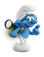 Brainy Smurf 2017Movie