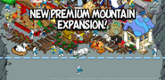 New Premium Mountain Expansion