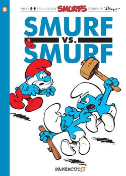 Smurf Vs Smurf English