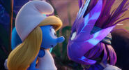 Smurfs.Smurfette.Lily.2nd.meeting