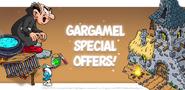 Gargamel Special Offers!