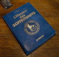 L'Histoire Des Schtroumpfs