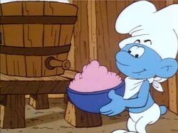 Smurf Cream
