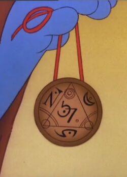 The Medallion of Poseidon - Smurfs