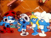 The Smurfs S02E29 - The Lost City Of Yore 2