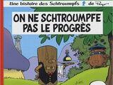 Can't Smurf Progress