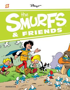 Smurfs and Friends vol 3
