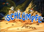 DieSchlumpfeSeason9Title1