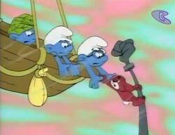 Lost Smurf 4 - Smurfs