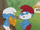Crying Smurfs