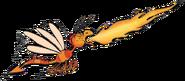 Smurfs-dragonfly