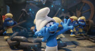 Clumsy and the Smurfettes 0