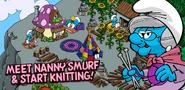 Nanny Smurf Village