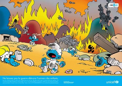 Smurfs Unicef Advertisement  Smurfs Wiki  Fandom Powered -2399