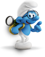 Brainy Smurf 2017Movie-3