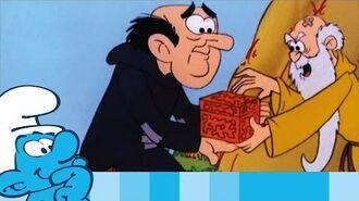 A komisz trükkök doboza • Hupikék Törpikék