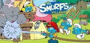 Smurfs' Village Fireman Smurf 003