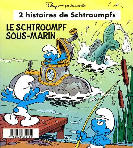The smurf submarine smurfs wiki fandom powered by wikia - Schtroumpf musicien ...