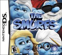Smurfs 2011 Nintendo DS