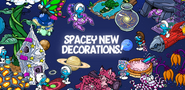 Spacey New Decorations!