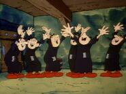Six Gargamels