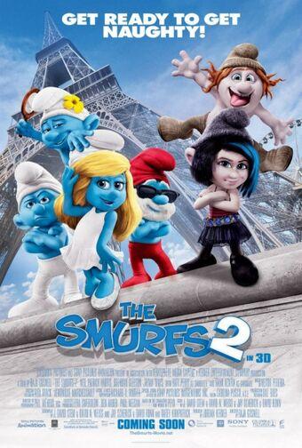 The Smurfs 2 Smurfs Wiki Fandom