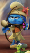 Smurflilly TSTLV