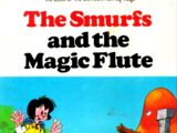 The Smurfs And The Magic Flute (story book)
