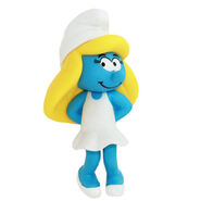 Largefiguresmurfette