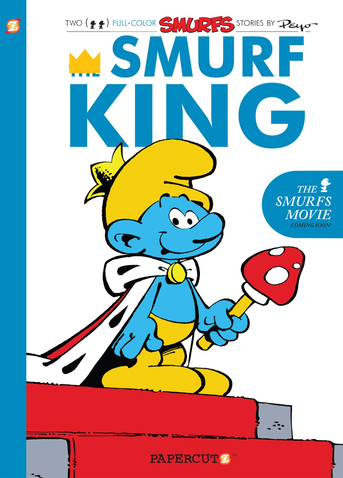 Smurf King cover