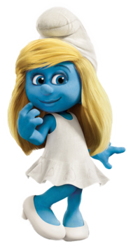 Movie Smurfette
