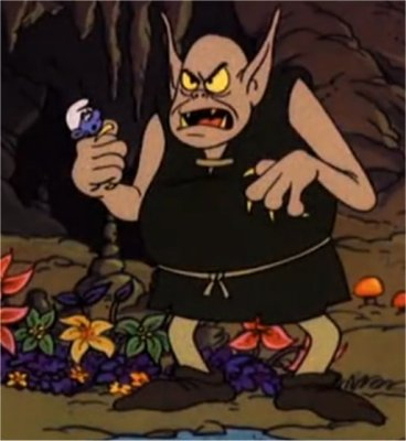 the guardian troll smurfs wiki fandom powered by wikia