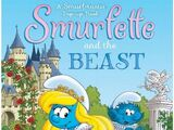 Smurfette And The Beast