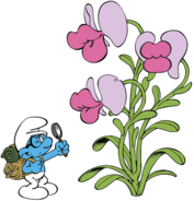 Brainy-kissing-plant