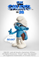 Smurfs fb profile brainy net nt
