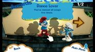 The Smurfs Dance Party Awards