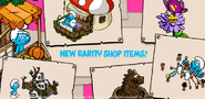 New Rarely Shop Items (3A)