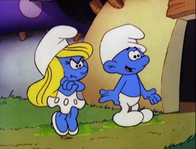 Angry Grandpa Wiki >> Turncoat Smurf   Smurfs Wiki   FANDOM powered by Wikia