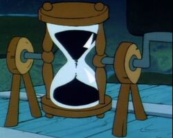 Sands Of Time Hourglass 2