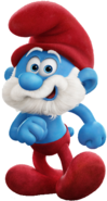Papa Smurf 2017 Movie