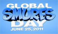 Global Smurfs Day