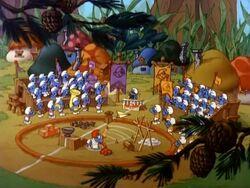 The Smurfic Games - Smurfs