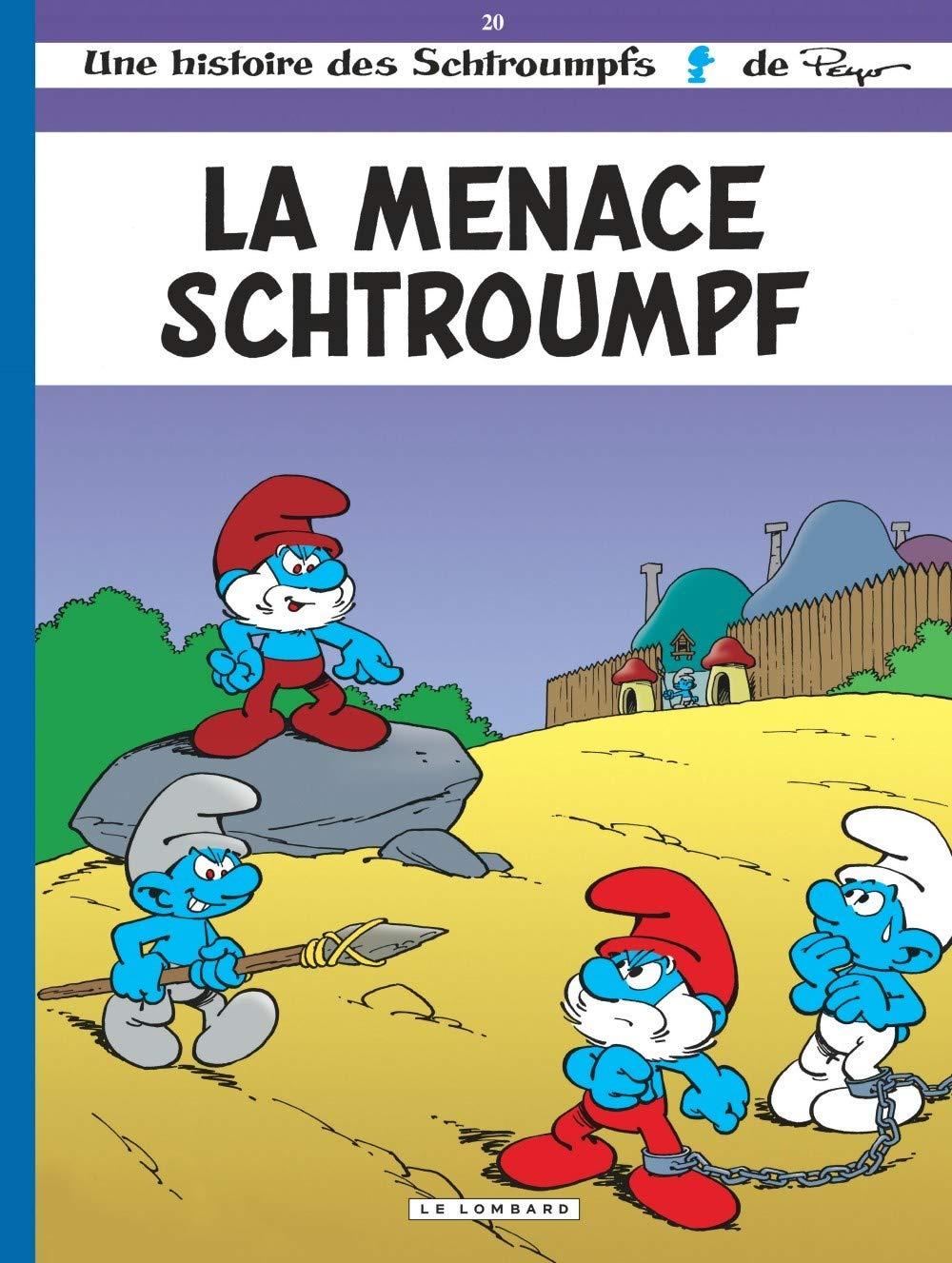 The Smurf Menace (comic book) | Smurfs Wiki | FANDOM powered by Wikia