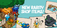 New Rarity Shop Items! 2016
