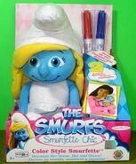 2013 ColorStyleSmurfette SmurfetteChic