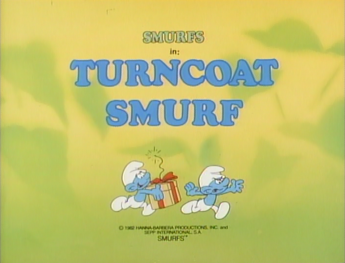 Turncoat Smurf | Smurfs Wiki | FANDOM powered by Wikia