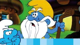 搶了爺爺的風頭 • 藍色小精靈