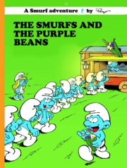 The smurfs and the purple beans cover fan translation