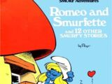 Romeo And Smurfette (comic book)